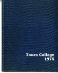 1975 Touro College Yearbook