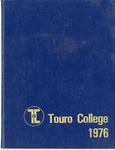1976 Touro College Yearbook