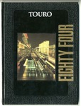 1984 Touro College Yearbook