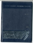 1988 Touro College Physical Therapy Program Yearbook