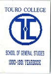 1990 - 1991 Touro College School of General Studies Yearbook