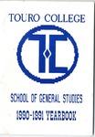 1990 - 1991 Touro College School of General Studies Yearbook