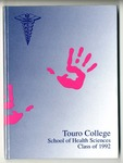 1992 Touro College School of Health Sciences Yearbook