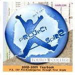2008 - 2009 Touro College Project Aspire Yearbook