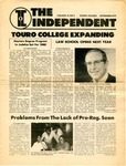 The Independent Volume IX No. 1