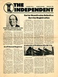 The Independent Volume IX No. 4