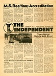 The Independent Volume XII No. 1