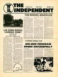 The Independent Volume XIII No. 1