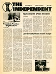 The Independent Vol. XIII No. 4