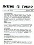 Inside Touro December 1982