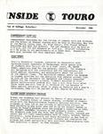 Inside Touro November 1983