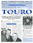 Inside Touro Vol. 1 No. 1