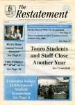 The Restatement Volume 25, No. 4 by Touro College Jacob D. Fuchsberg Law Center