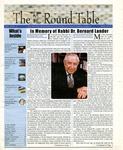 The Round Table Vol. VI No. 2 by Touro College Flatbush Campus