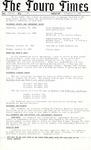 The Touro Times Vol. 1986 - 87 No. 36