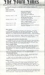 The Touro Times Vol. 1987 - 88 No. 44