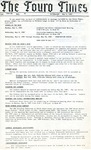The Touro Times Vol. 1987 - 88 No. 50