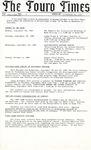 The Touro Times Vol. 1987 - 88 No. 6