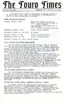 The Touro Times Vol. 1987 - 88 No. 7
