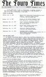 The Touro Times Vol. 1987 - 88 No. 11