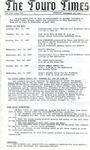 The Touro Times Vol. 1987 - 88 No. 12