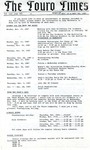 The Touro Times Vol. 1987 - 88 No. 13