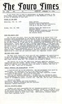 The Touro Times Vol. 1988 No. 20