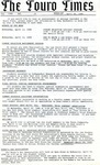 The Touro Times Vol. 1988 No. 26 April 11, 1988