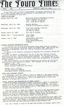 The Touro Times Vol. 1988 No. 26 April 18 1988