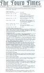 The Touro Times Vol. 1988 - 89 No. 4