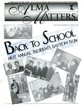 Alma Matters Volume I Number III by Touro College School of Liberal Arts and Sciences Alumni Association
