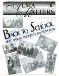 Alma Matters Volume I Number III