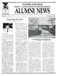 Alumni News Volume 1 No. 1