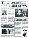 Alumni News Volume 1 No. 3