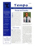 Tempo Fall 2014 by Touro College New York School of Career and Applied Studies