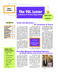 TCL Letter Volume 7 Issue 1 by Touro College Libraries