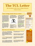 TCL Letter Volume 8 Issue 2 by Touro College Libraries