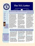 TCL Letter Volume 9 Issue 1