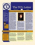 TCL Letter Volume 9 Issue 2 by Touro College Libraries