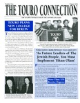 The Touro Connection Number Two by Touro College Office of Alumni Affairs