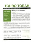 Touro Torah Volume 1 Issue 3