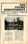 The Touro Independent Vol. V No. III