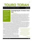 Touro Torah Volume 2 Issue 2