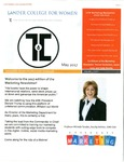 LCW Marketing Newsletter Volume 7 Issue 1 by Touro College Lander College for Women and Lander College for Women