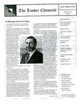 The Lander Chronicle Volume V Issue I