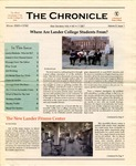 The Chronicle Volume 9 Issue 1 by Lander College for Men