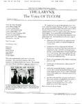 The Larynx Volume 1 Issue 4