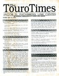 The Touro Times February 14, 1994 by Touro Law Center