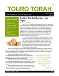Touro Torah Volume 3 Issue 4