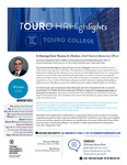 HR Highlights Winter 2019 by Touro College Human Resources